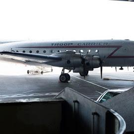 by Lori Rider - Transportation Airplanes