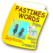 Pastimes Words Icon