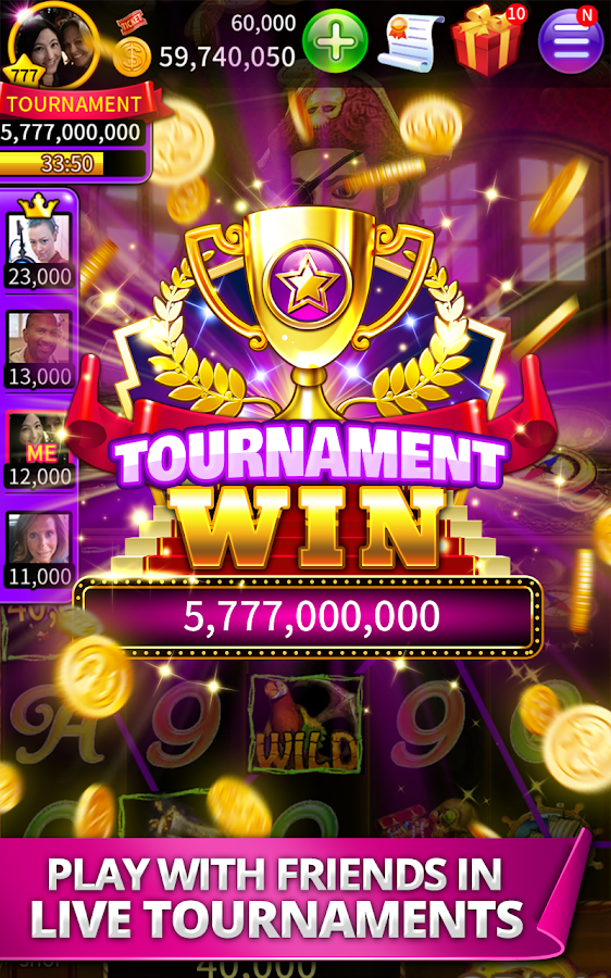ALL4CASINO - SPIN & WIN BIG! Screenshot 5