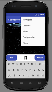 Space Letter - screenshot