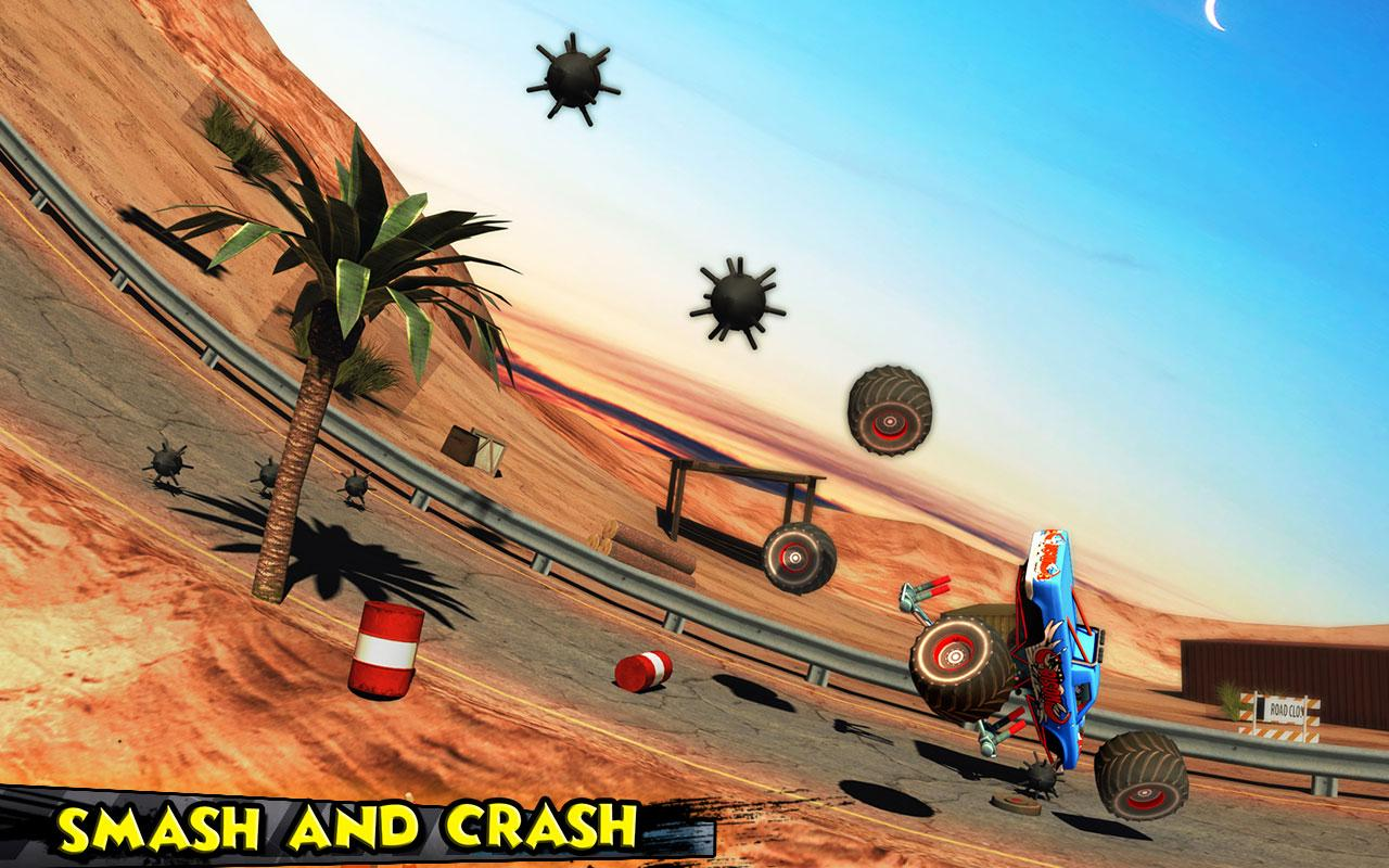 Monster Truck Rider 3D Screenshot 9