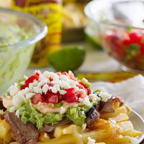 Enchilada Steak Fries