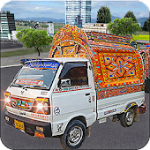 Game City Van Simulator 3D APK for Windows Phone