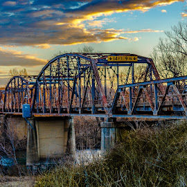 Route 66 Gasconade River Bridge circa. 1922 by Jax Welborn - Buildings & Architecture Bridges & Suspended Structures ( picsbyjax, route 66 gasconade river bridge, save the bridge, hazelgreenmo, route 66 )