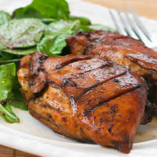 Chicken Thighs With Black Bean Sauce Recipes