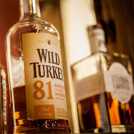 Wild Turkey 81 by Jim DeMicco - Food & Drink Alcohol & Drinks ( bourbon, alcohol, bar, bottle, liquor )