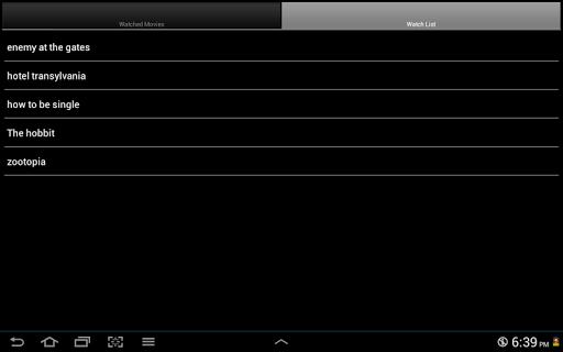 Offline Movie Database Premium - screenshot