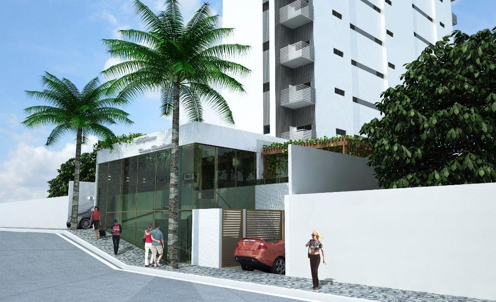 Apartamento residencial à venda, Altiplano, João Pessoa - AP4808.