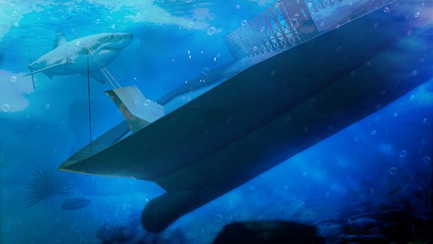 VR Abyss: Sharks & Sea Worlds for Google Cardboard apk screenshot