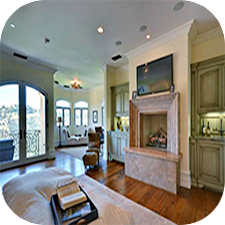Celebrity Home Interior Decor