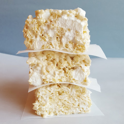 The Ultimate Rice Krispie Treats