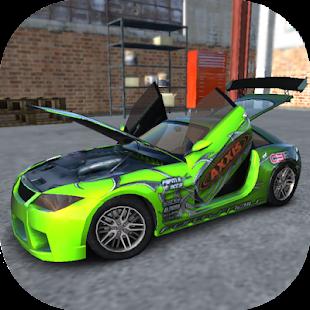 Extreme Car Simulator 2016 APK for Bluestacks