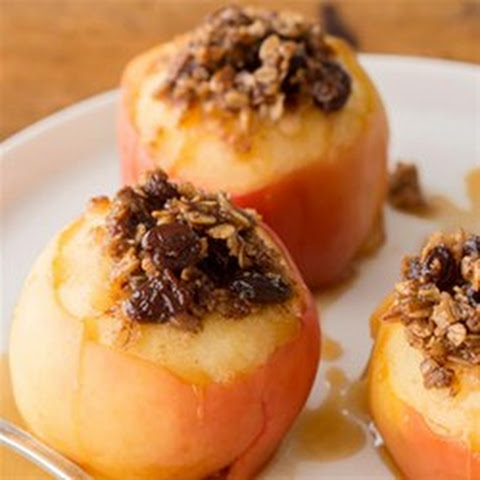 Slow Cooker Apples with Cinnamon and Brown Sugar