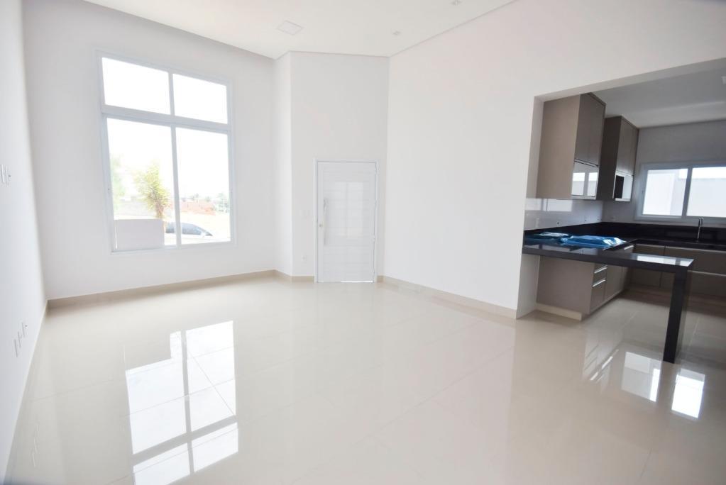 Casa com 3 dormitórios à venda, 145 m² por R$ 590.000,00 - Residencial Real Park Sumaré - Sumaré/SP