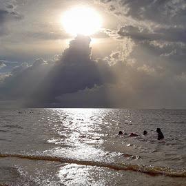 Fazendinha's river beach by Rui Santos - Instagram & Mobile Android ( love, verão, brazil, nature, fazendinha, mobile, summer, amazon, amazônia, beautiful, samsung, pará, natureza )