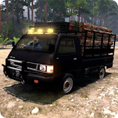 Asia Truck Driver Simulation - Cargo Transport