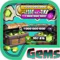 App Unlimited Gems for COC Prank! APK for Windows Phone
