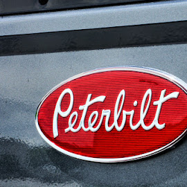 Peterbilt  by Ray Ebersole - Transportation Other ( tulsa, shell rotella, truck, super-rig, ok, semi-trck )