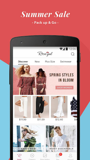 Rosegal: Shop Fashion Clothes For PC