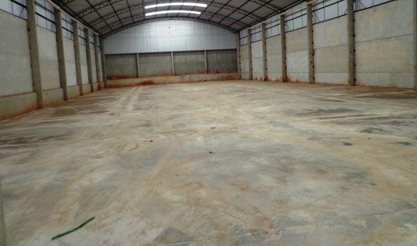 Barracão comercial para locação, Parque Industrial Buena Vista, Londrina.