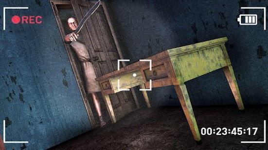 Haunted Grandpa House Horror