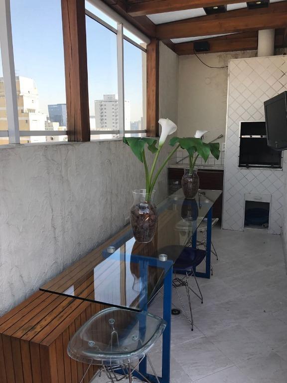 Cobertura à Venda - Itaim