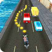 Download Subway Moto Rush APK on PC