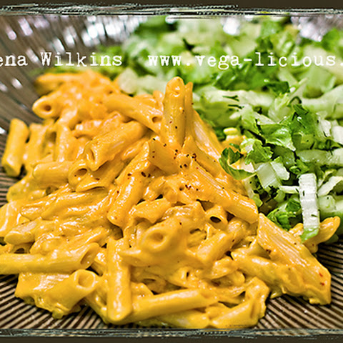 Best Vegan Mac and Cheese Recipe Ever! {Gluten Free}