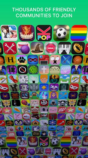 Amino: Communities and Chats screenshot 1