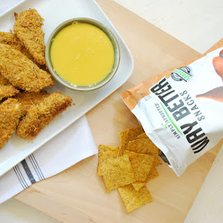 (Way Better) Chicken Tenders with Honey Mustard Dipping Sauce