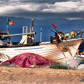 by Stephen Hooton - Transportation Boats ( portugal )