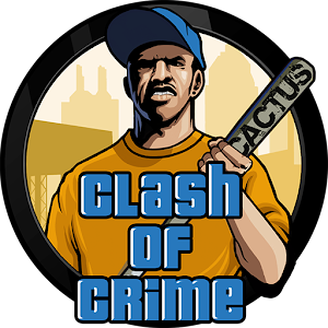 Cover art Clash of Crime Mad San Andreas
