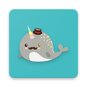 Narwhal Stickers for Gboard For PC / Windows 7/8/10 / Mac – Free Download