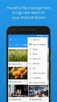 File Commander - File Manager APK screenshot thumbnail 2
