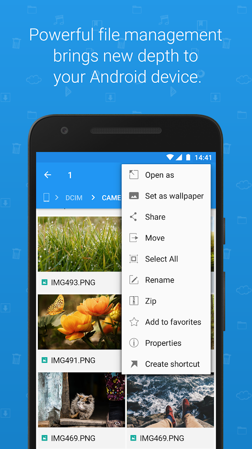 File Commander - File Manager/Explorer Screenshot 1