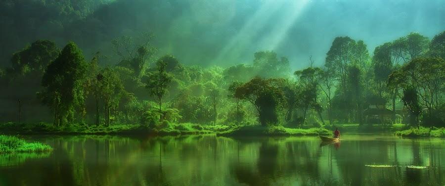 by Benny K Haruny - City,  Street & Park  City Parks ( sukabumi, situ gunung, landscape )