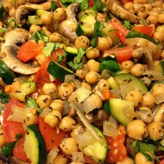 Garbanzo Beans Stir Fry Recipes