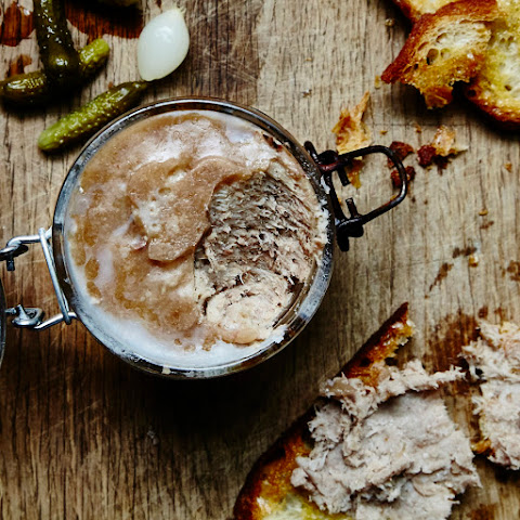 Rustic Pork Rillette