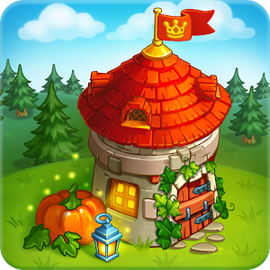 Magic Country: fairy city farm APK Cracked Download
