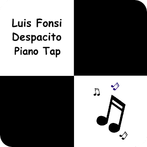 Piano Tap - Luis Fonsi Despacito Icon