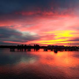 Batulicin Citu by Mosses Banjarmasin - Instagram & Mobile Android ( beach, sunset )