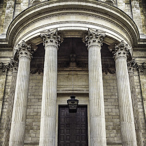 St. Paul's Door by Sam Shoesmith - Instagram & Mobile iPhone