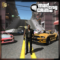 Mad City Crime 2 For PC (Windows And Mac)