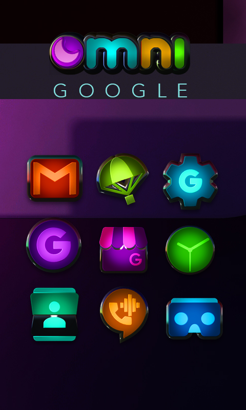 Omni Icon Pack Screenshot 2