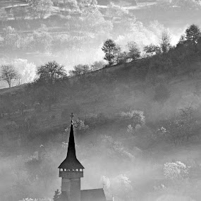 the old church by Cristina Gusatu - Landscapes Travel