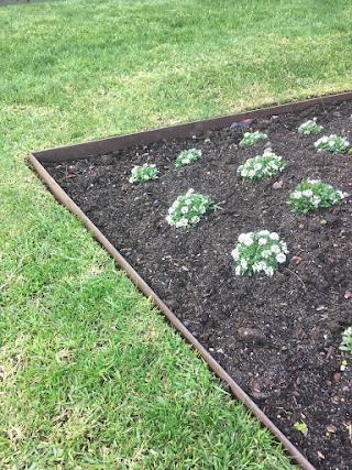 garden edging installation melbourne