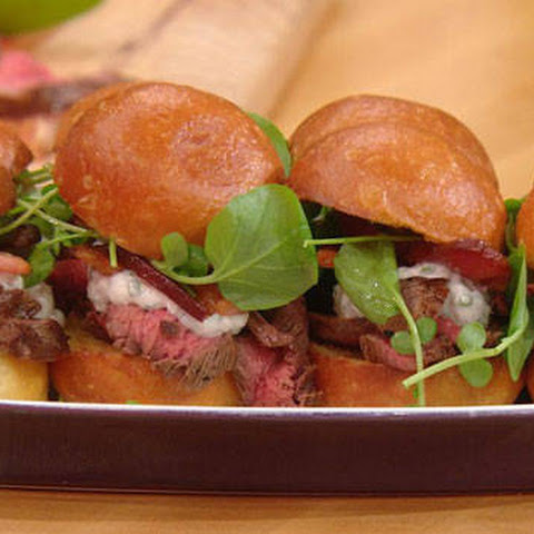 Grilled Petite Filet Sliders