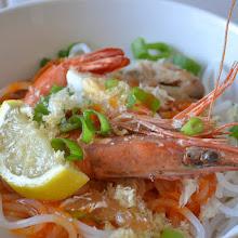 Filipino Seafood Dinner