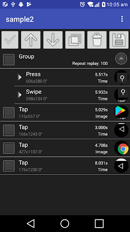 Touch Macro-No Root Screenshot