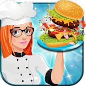 Game Kitchen Fever Burger Cafe APK for Windows Phone